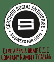 CHicken Re-homing Certified